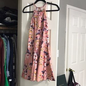 Floral, Mossimo dress. Size M.